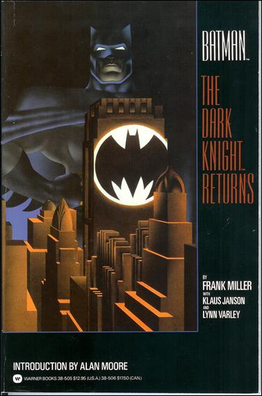 Batman: The Dark Knight Returns 1-B10 by DC