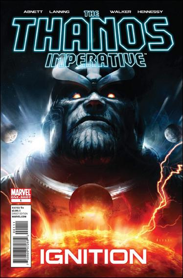 Thanos Imperative: Ignition 1-A by Marvel