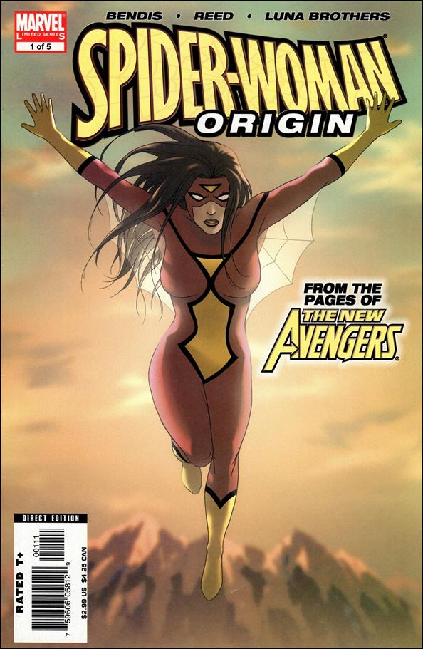 Spider-Woman: Origin 1-A by Marvel
