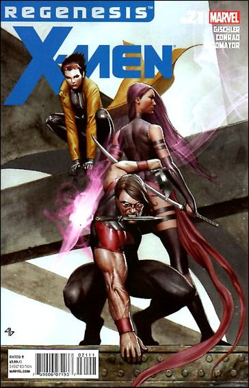 X-Men (2010) 21-A by Marvel