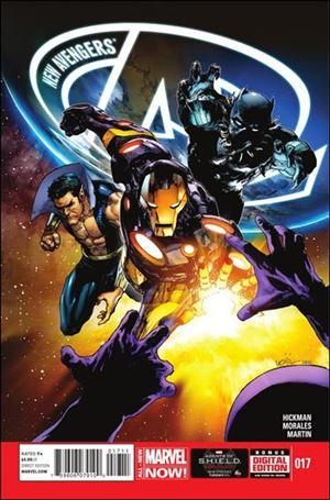 New Avengers (2013) 17-A