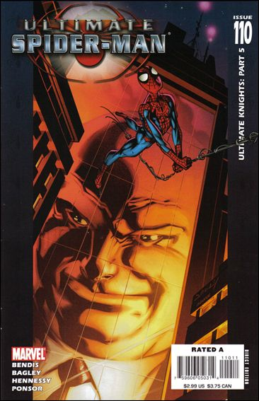 Ultimate Spider-Man (2000) 110-A by Marvel