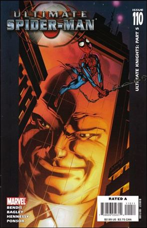 Ultimate Spider-Man (2000) 110-A