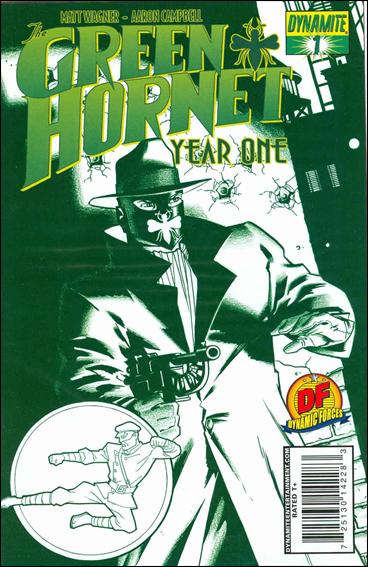 Green Hornet: Year One 1-I by Dynamite Entertainment