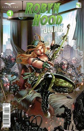 Robyn Hood: Justice 1-B