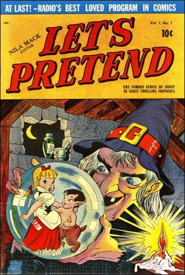 Let's Pretend 1-A by D.S. Publishing