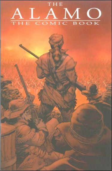 Alamo: The Comic Book 1-A by Antarctic Press