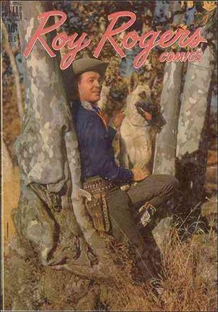 Roy Rogers Comics 12-A