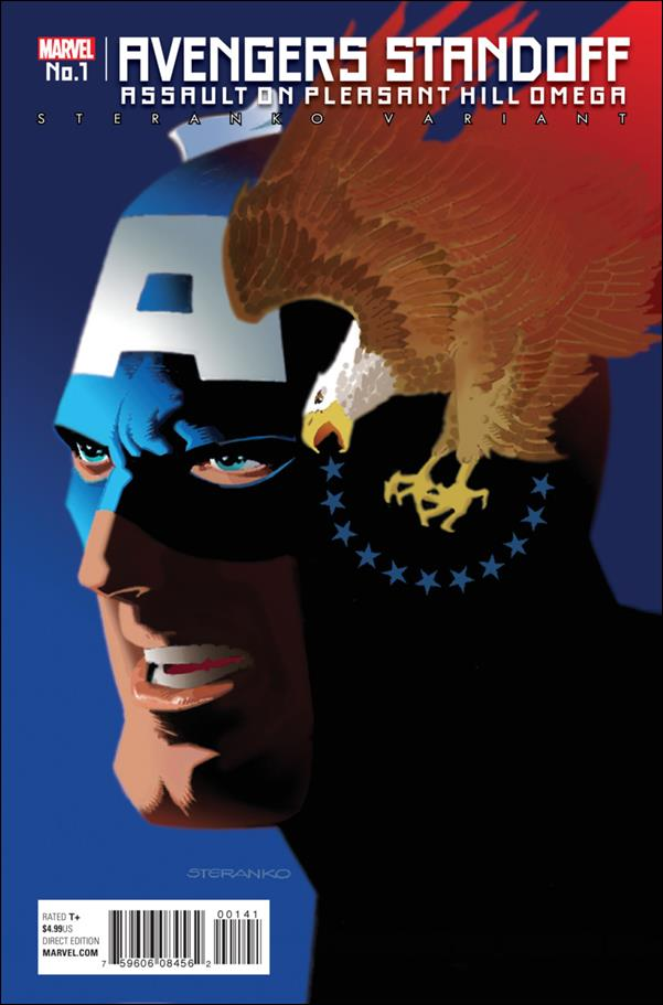 Avengers Standoff: Assault on Pleasant Hill Omega 1-D