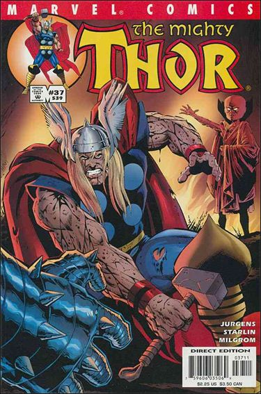 Thor (1998) 37-A by Marvel