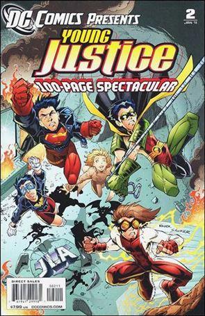 DC Comics Presents: Young Justice 2-A