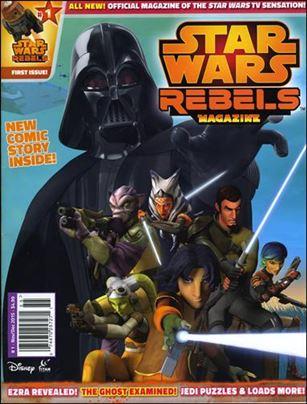 Star Wars Rebels Magazine 1-A