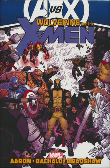 Wolverine & the X-Men by Jason Aaron 3-A by Marvel
