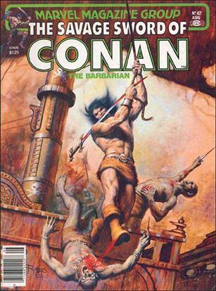 Savage Sword of Conan (1974) 67-A
