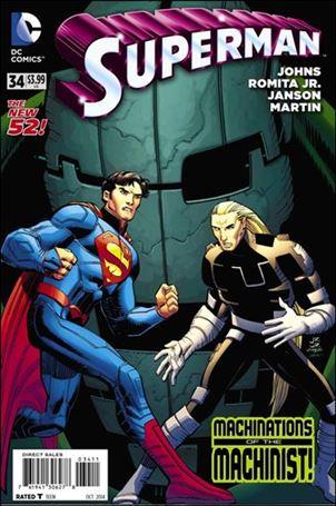 Superman (2011) 34-A