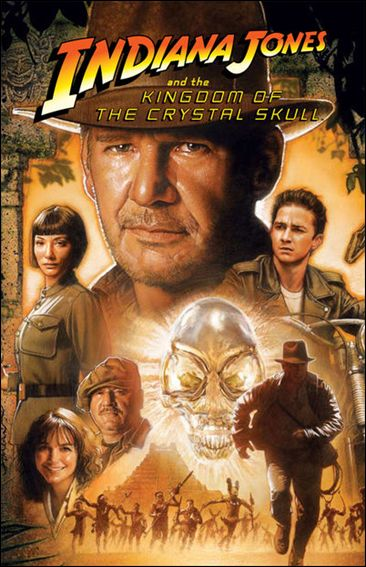 Indiana Jones and the Kingdom of the Crystal Skull nn-A by Dark Horse