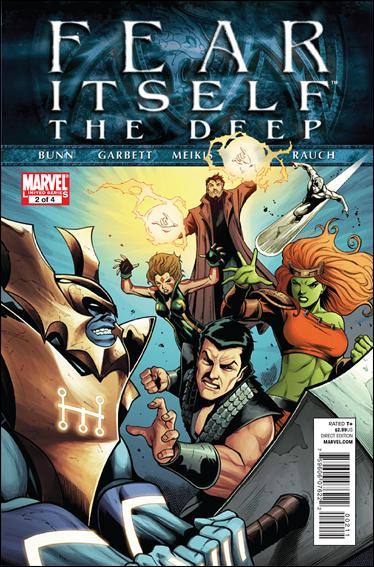 Fear Itself: The Deep 2-A by Marvel