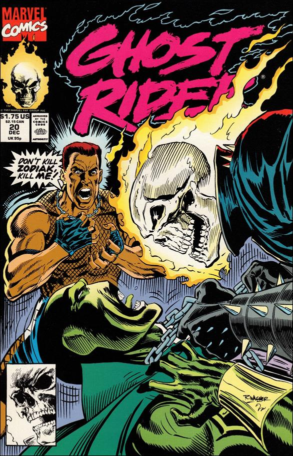 Ghost Rider (1990) 20-A by Marvel
