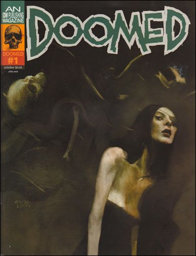 Doomed 1-A by IDW