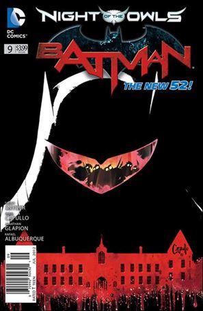 Batman (2011) 9-A