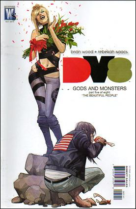 DV8: Gods and Monsters 5-A by WildStorm