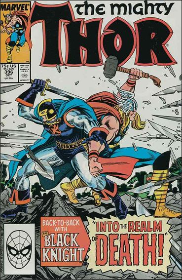Thor (1966) 396-A by Marvel