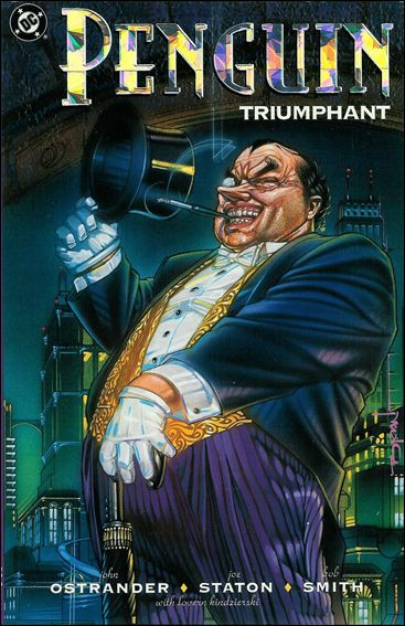 Batman: Penguin Triumphant 1-A by DC
