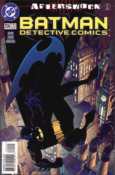 Detective Comics (1937) 724-A by DC