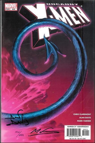 Uncanny X-Men (1981) 444-B by Marvel