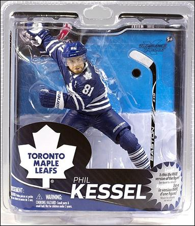 NHL (Series 31) Phil Kessel (Blue Jersey) by McFarlane Toys