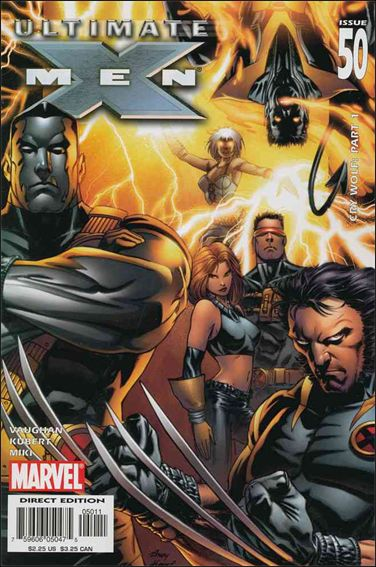 Ultimate X-Men (2000) 50-A by Marvel