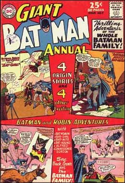 Batman Annual (1961) 7-A by DC