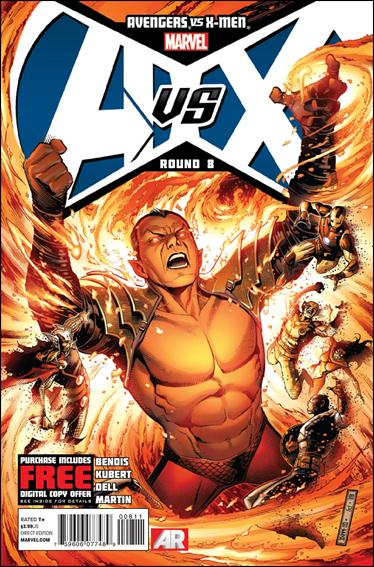Avengers vs X-Men 8-A by Marvel