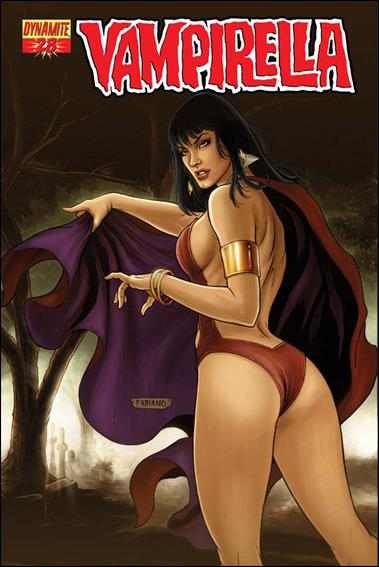 Vampirella (2010) 28-A by Dynamite Entertainment