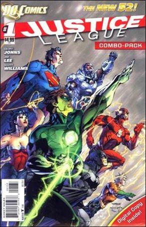 Justice League (2011) 1-K