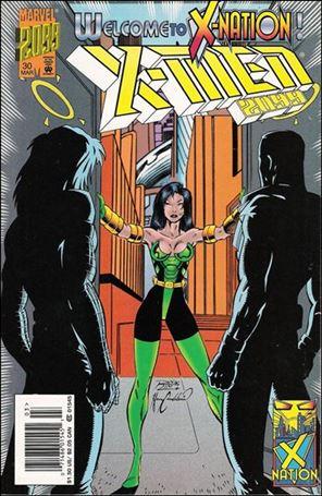 X-Men 2099 30-B