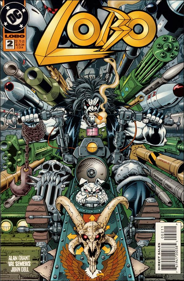 Lobo (1993) 2-A by DC