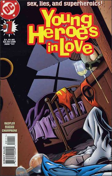 Young Heroes in Love 1-A by DC