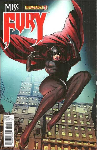 Miss Fury (2013) 1-D by Dynamite Entertainment