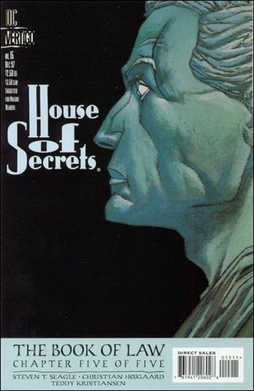 House of Secrets (1996) 15-A by Vertigo