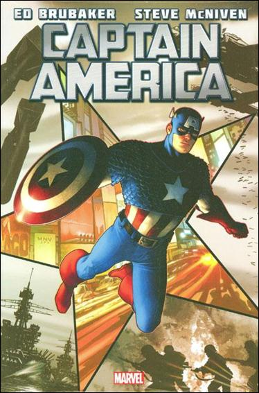 Captain America by Ed Brubaker 1-A by Marvel