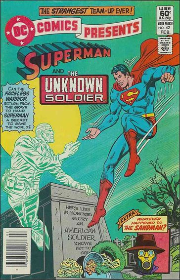 DC Comics Presents (1978) 42-A by DC