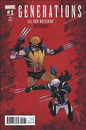 Generations: Wolverine & All-New Wolverine 1-C