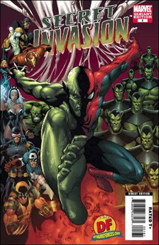 Secret Invasion 1-H by Marvel