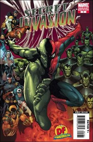 Secret Invasion 1-H