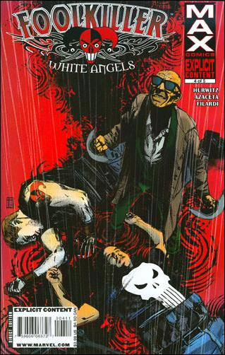 Foolkiller: White Angels 4-A by Max