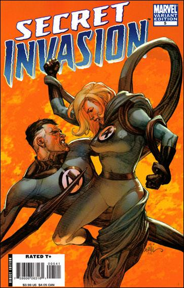 Secret Invasion 5-B by Marvel