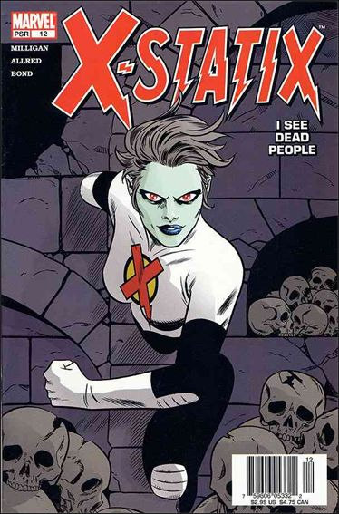 X-Statix 12-A by Marvel