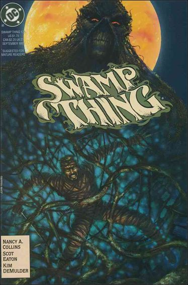 Swamp Thing (1986) 123-A by Vertigo