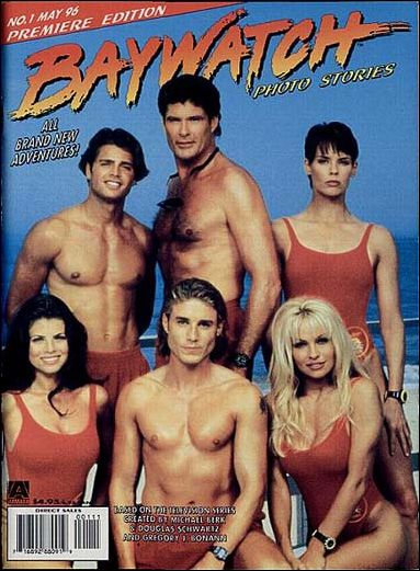 Baywatch Comic Stories 1-A by Armada